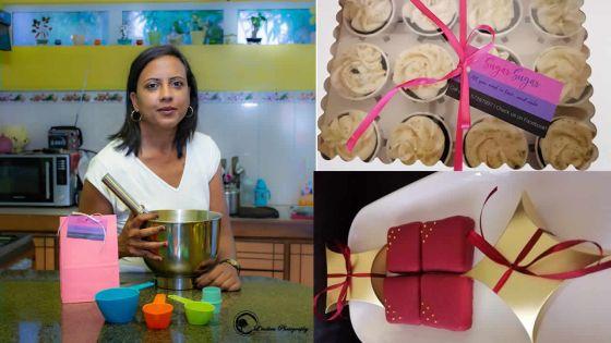 Meenakshi Chettiar : une juriste pâtissière