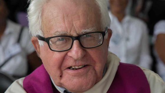 Père Pierre René Guichoux: un grand homme s'en est allé