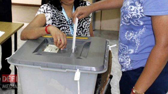 La commission électorale lance un appel au public pour se faire inscrire sur la liste électorale