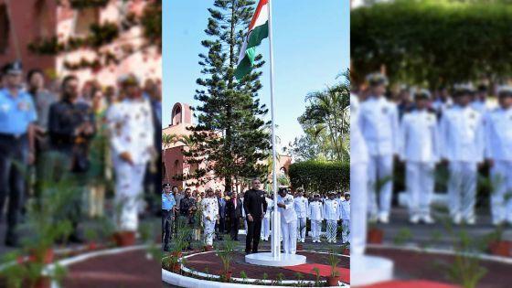 72ans d'indépendance de l'Inde : hommage rendu à Sushma Swaraj
