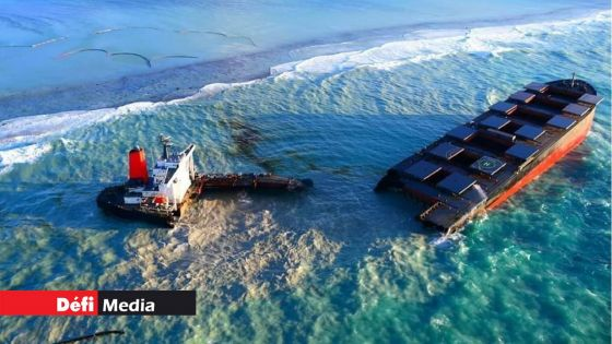 Court of investigation : les remorqueurs du port «pas suffisamment puissants» pour assister le MV Wakashio, selon Gervais Barbeau