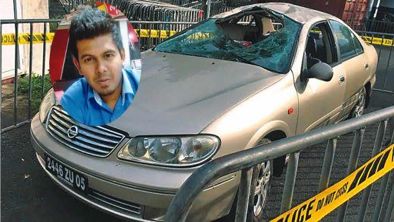 Accident fatal à Gokoola : Satish Luchmun venait de décrocher un emploi dans une banque