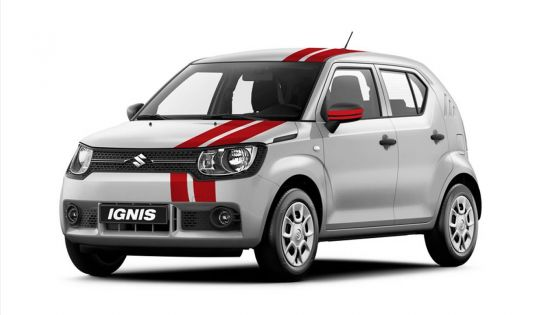Vroom - Suzuki Ignis : Charmant cross-over