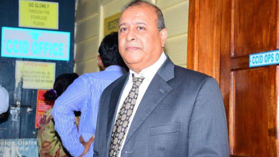 «Mo pan sollicité auken faver ar Pravind Jugnauth», dit Kris Kaunhye