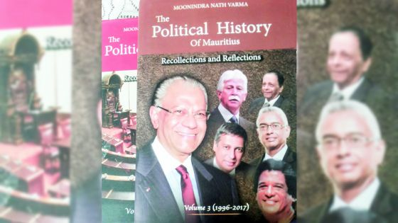 The Political History of Mauritius : l'ouvrage posthume du dernier historien du Labour