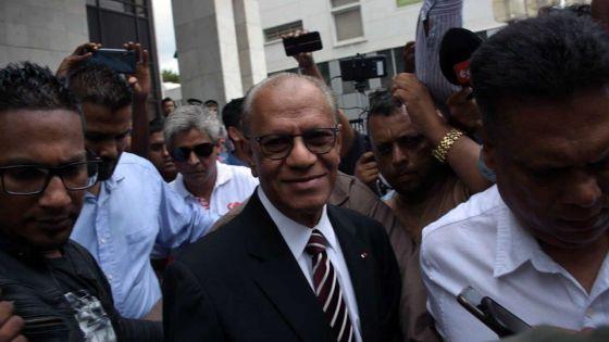 Verdict de la Cour intermédiaire : Navin Ramgoolam retrouvele sourire