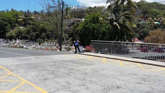 À Rodrigues : mis à l'amende pour excès de vitesse sur une route sans panneau