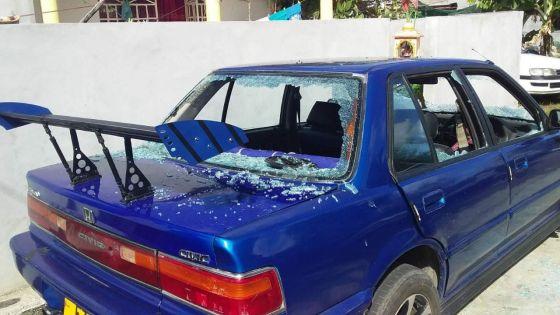 Actes de vandalisme aggravés : les habitants de Poudre-d'Or vivent dans la peur