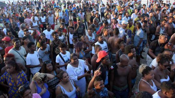 Radio Plus à Flic-en-Flac : ambiance électriquepour la clôture du Beach Tour