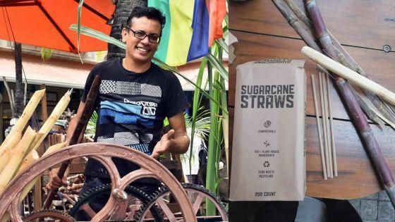 Biodégradables et compostables : des Sugarcane Straws seront disponibles dès 2020
