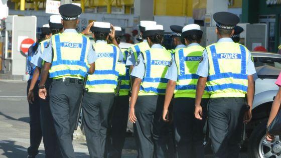 Nouvelles recrues de la police : des tests sanguins pour détecter la présence de drogue