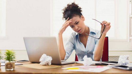 Stress : debilitating on overall health