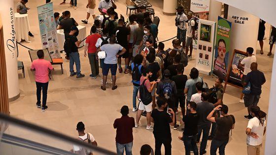 La fièvre du gaming s'empare du Caudan Arts Centre