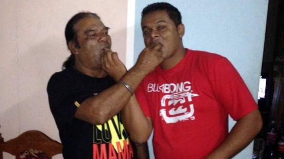 Premraj Jankoo tué lors d'une bagarre - Vikesh : «Mon père était tout pour moi»