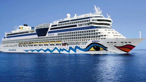 COVID-19 : les passagers à bord du bateau de croisière AIDAblu ne présentent aucun symptôme