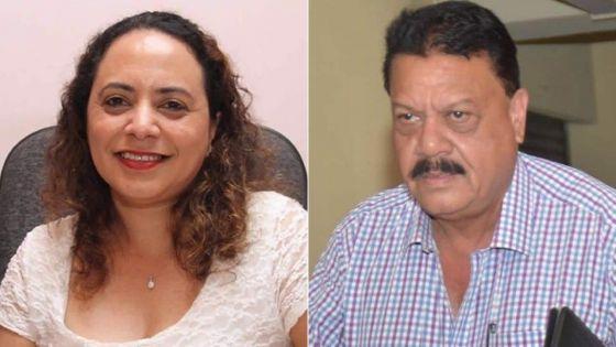 Pétitions électorales No 1 et No 15 :Dorine Chukowry et Gilbert Bablee souhaitent avoir recours au conseil privé