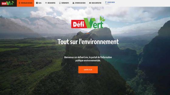 Environnement : participez au #trashtag challenge sur www.defivert.mu