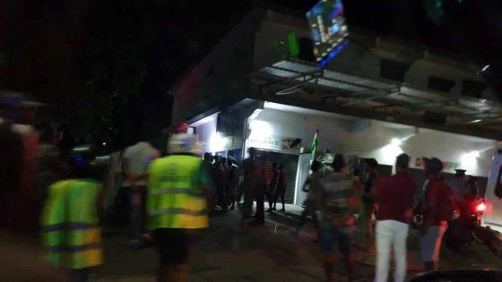 Incident devant le supermarché Dreamprice : un vol de plus de Rs 300 000 de produits à l'origine d'un incident