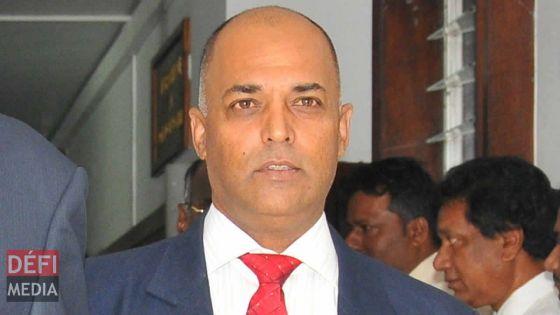 Rapport du PRB : Haniff Peerun demande aux parlementaires de renoncer à une hausse de salaire