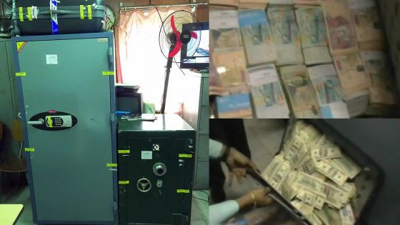 Affaire Navin Ramgoolam : l'État dresse la liste de devises retrouvées dans les coffres-forts