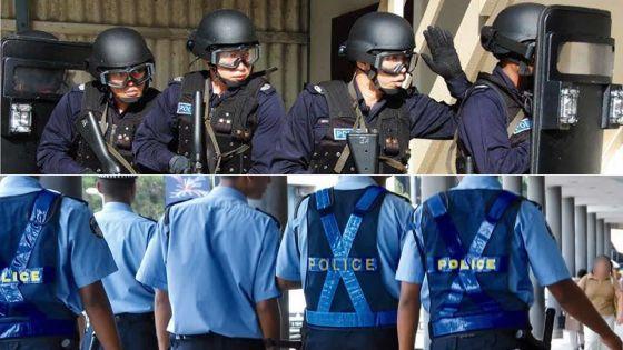 La police singapourienne prête main-forte à la police mauricienne