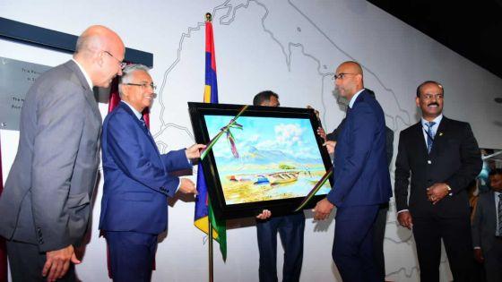 Pravind Jugnauth : «Maurice veut créer une Airport City connectée au métro»