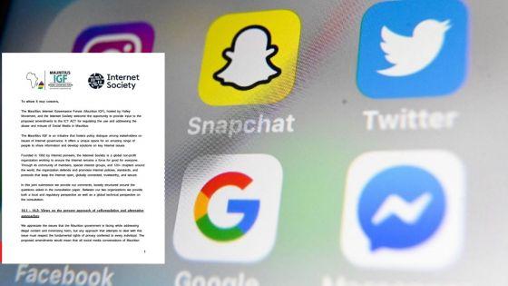 Contrôle des réseaux sociaux : l'Icta pourra tout décrypter sur internet selon l'Internet Society