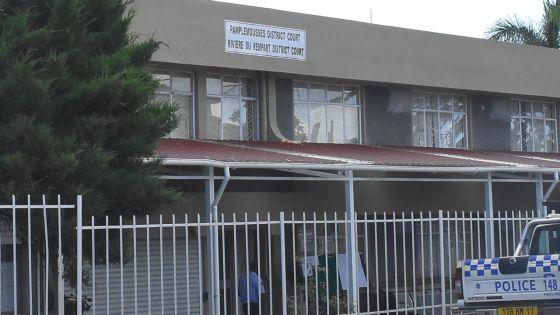 Enquête de l'Icac : Christine Agathe, compagne d'un présumé trafiquant, libérée contre une caution de Rs 450 000