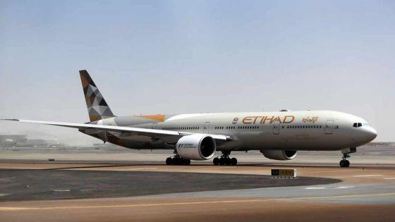 Ligne aérienne : la proposition d'Etihad en considération