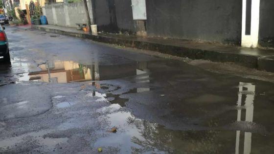 Le Hochet : l'état lamentable des routes décrié