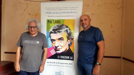 Dans le cadre de la visite du pape François à Maurice : un spectacle théâtral et musical sur la vie et l'œuvre du Père Laval