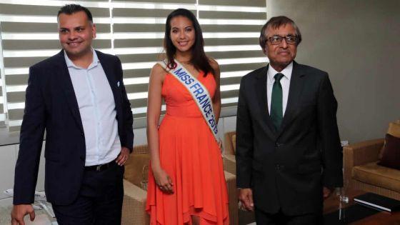 Miss France 2019 à Maurice - Vaimalama Chaves : «Je me sens comme à la maison»