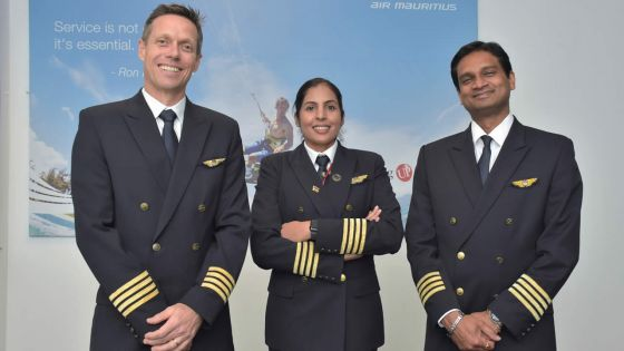 Air Mauritius : l'académie des pilotes bientôt lancée
