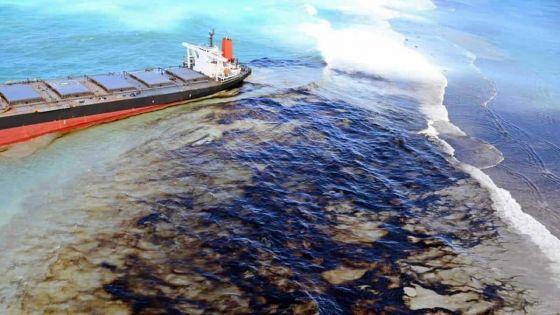 Marée noire : la Japan Disaster Relief Team soumet un rapport final au ministère de l'Environnement