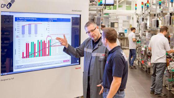 Industrie 4.0 et formation : une bonne connectiviténe suffit plus