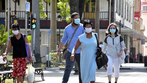 Absence de port du masque :1 339 contraventions dressées depuis mai