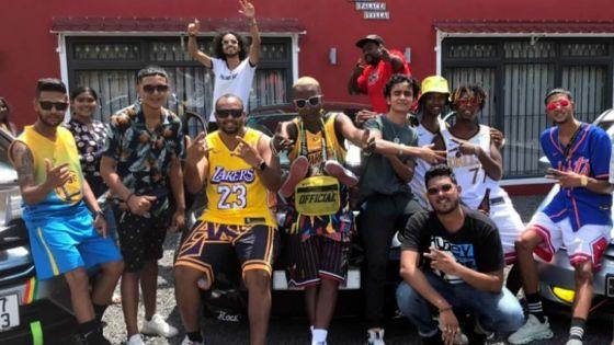 90favelas : le groupe enregistre plus d'un million de vues pour une chanson