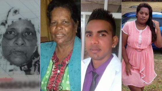 Semaine meurtrière sur nos routes - Six morts : la douleur des familles affligées