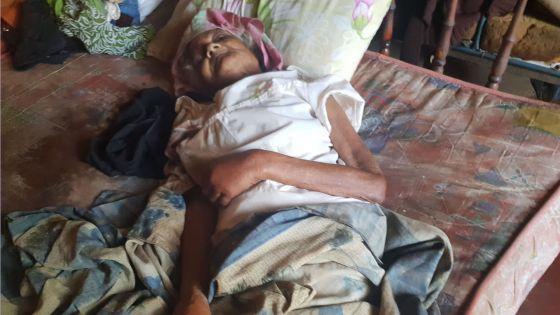 Les voisins donnent l'alerte : Boodhnee, 86 ans, enfermée sans soin depuis des mois
