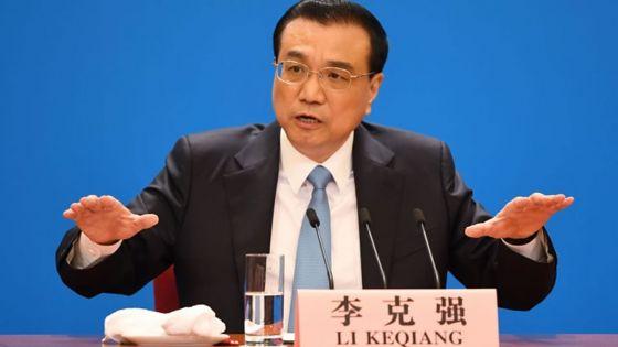 Le Premier ministre de la République populaire de Chine félicite Pravind Jugnauth