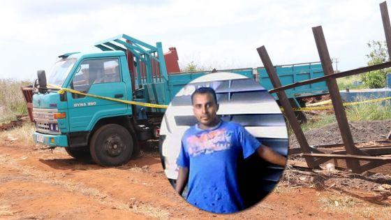 Dans un atelier à Triolet : un mécanicien meurtsous le caisson d'un camion
