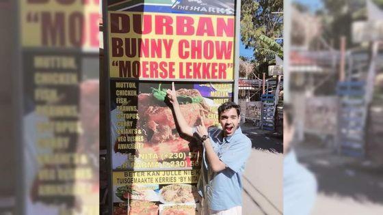 Curry Express Durban Bunny Chow Restaurant : les saveurs de l'Afrique du Sudà Grand-Baie