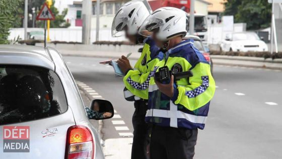 Infractions au code de la route : une pluie de contraventions en 24 heures