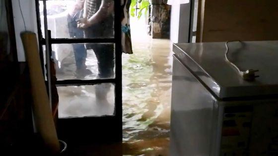 Accumulations d'eau : l'Ouest sous les flots