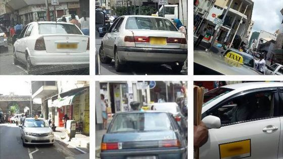 À Port-Louis : certains taxis réclament Rs 150 pour une course qui coûte Rs 100