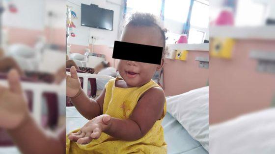 Enfant abandonnée par sa maman : Eloïse, 18mois, placée à l'hôpitalpar les autorités