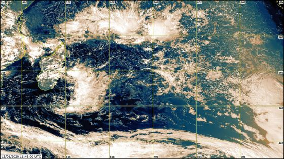 Météo : deux zones de basse pression pourraient s'intensifier et devenir des tempêtes