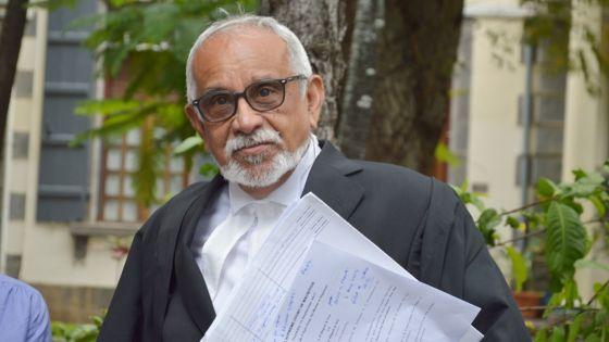 Révision judiciaire de Rex Stephen - Sam Lauthan : «La commission a agi selon les dispositions de la loi»