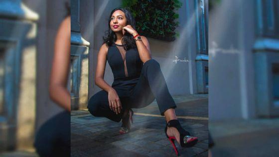Nelvina Bakshya :«La natation me détend l'esprit»