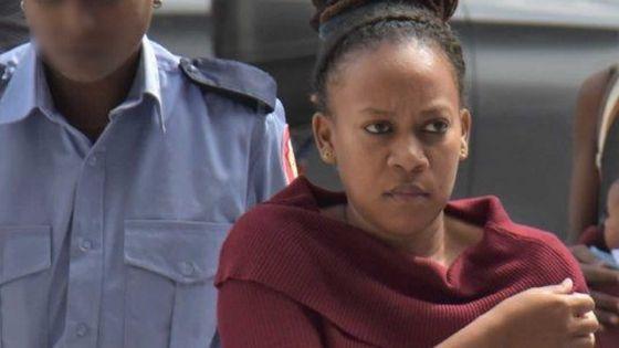 Condamnée à trois ans de prison pour blanchiment d'argent :Christelle Bibi fait appel